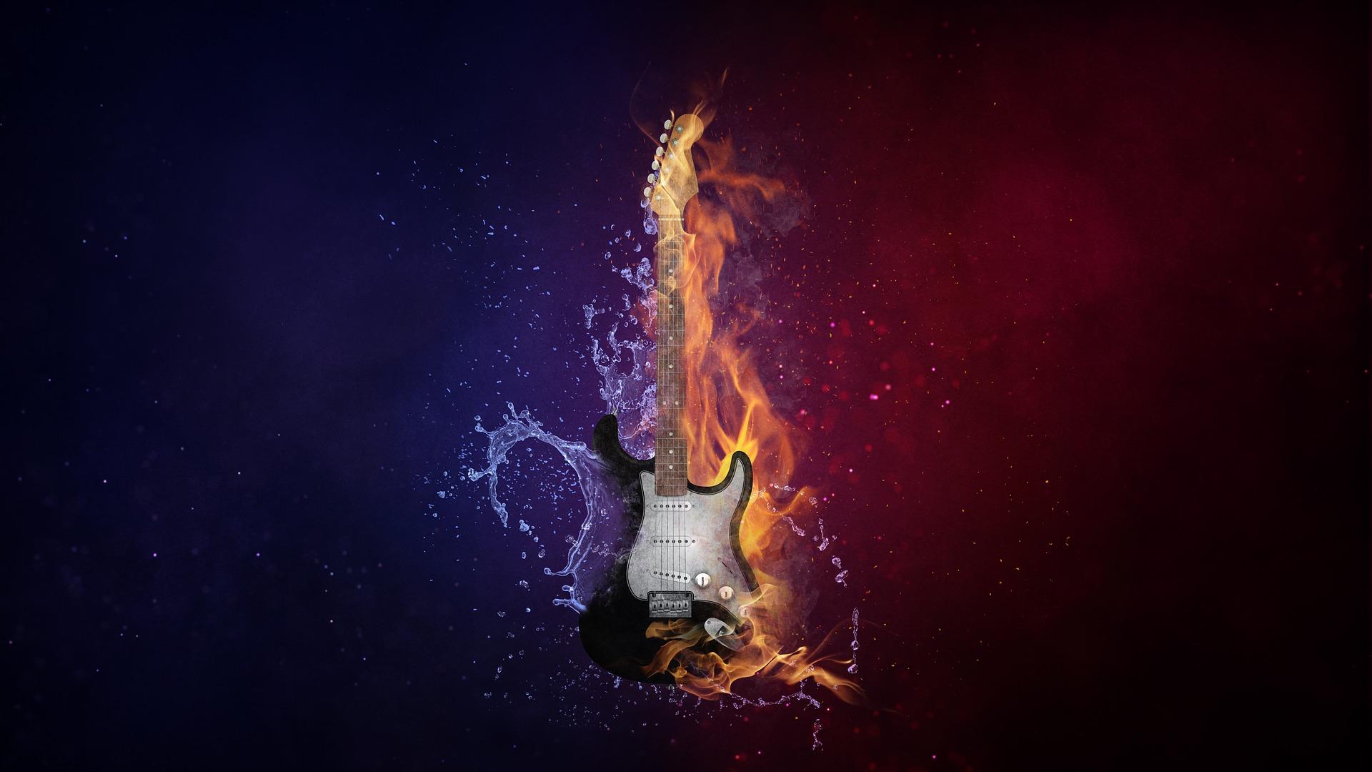 Galactic Guitar C