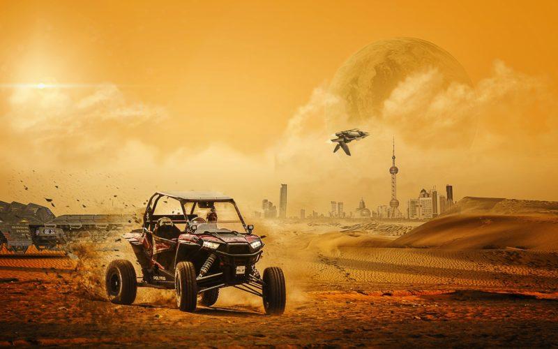 DunZeer the Desert Planet