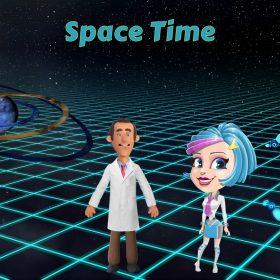 Professor Cosmo & DeLana-Space Time